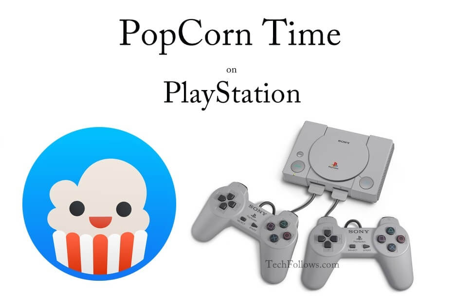 Popcorn Time on PS3