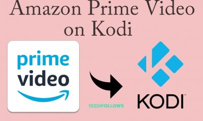 Amazon Prime Video on Kodi