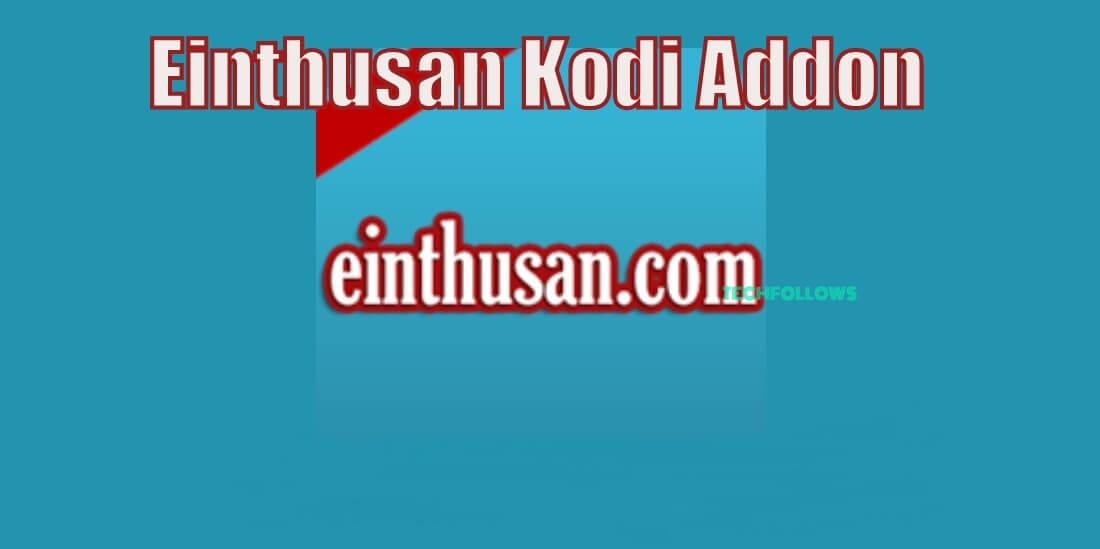 Einthusan Kodi Addon