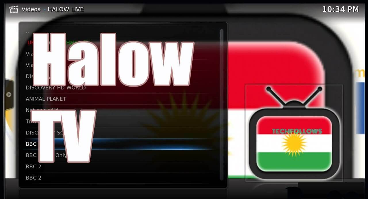How to Download and Install Halow Live TV Kodi Addon? 2019 - Tech