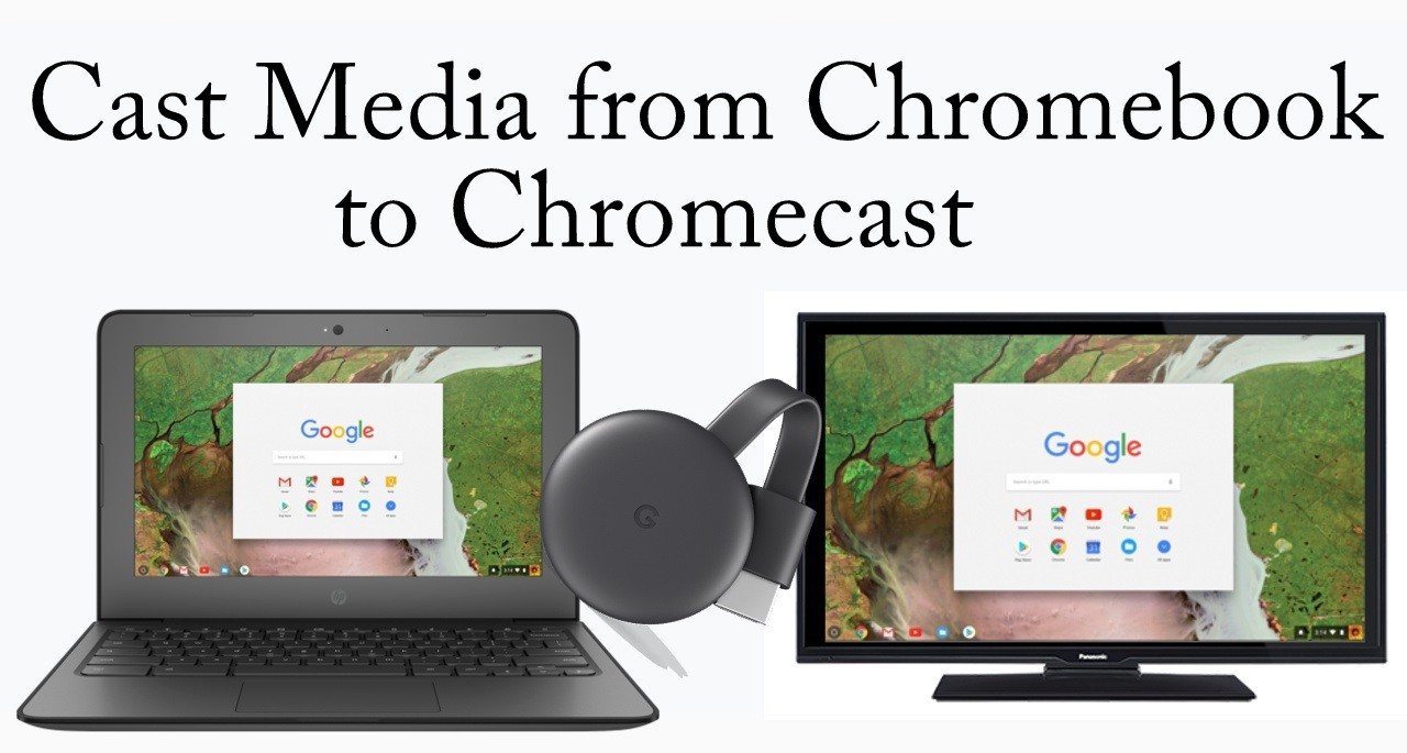 Chromebook to Chromecast