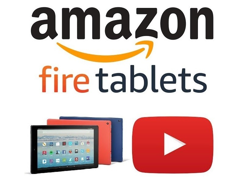 YouTube on Amazon Fire Tablet