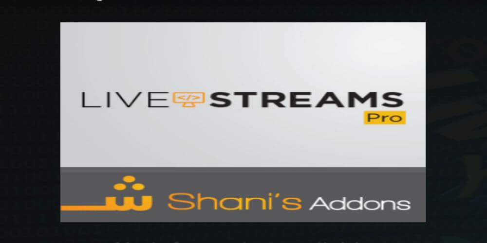 LiveStreamsPro Kodi Addon