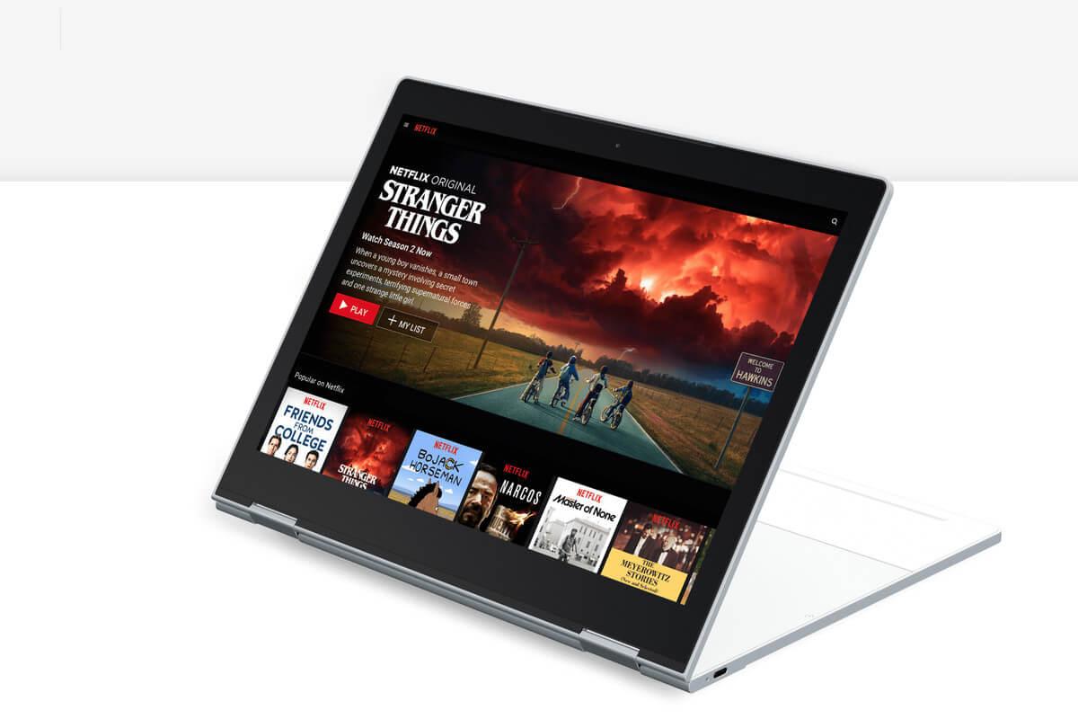 How to Watch Netflix on Chromebook [2020] - Tech Follows