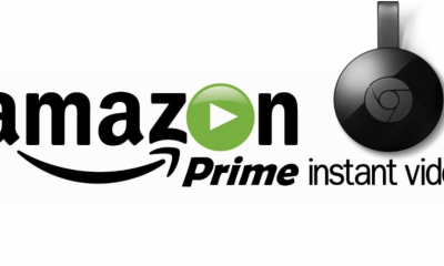 Amazon Prime Video on Chromecast