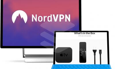 NordVPN on Apple TV