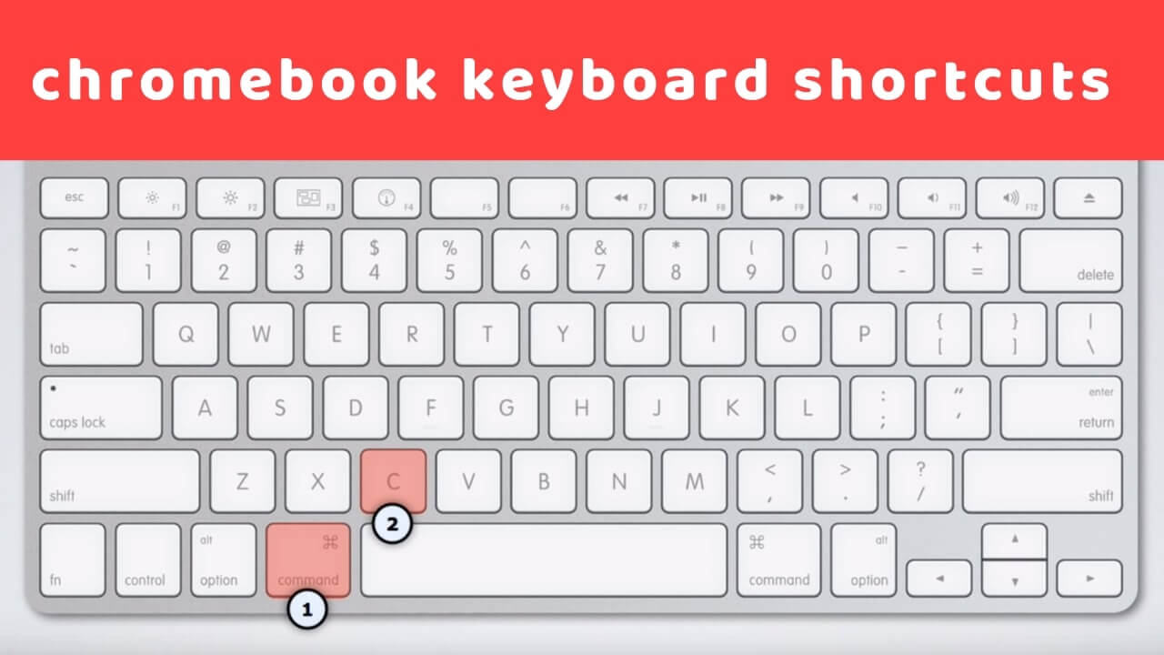 Chromebook Keyboard Shortcuts
