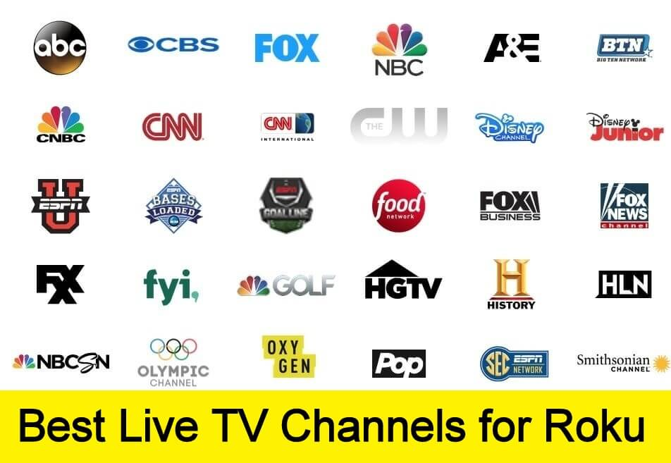 Live TV on Roku