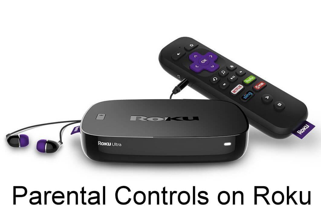 Parental Controls on Roku