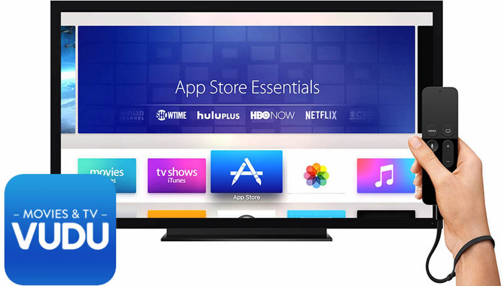 How to Install and Watch Vudu on Apple TV? - Tech Follows