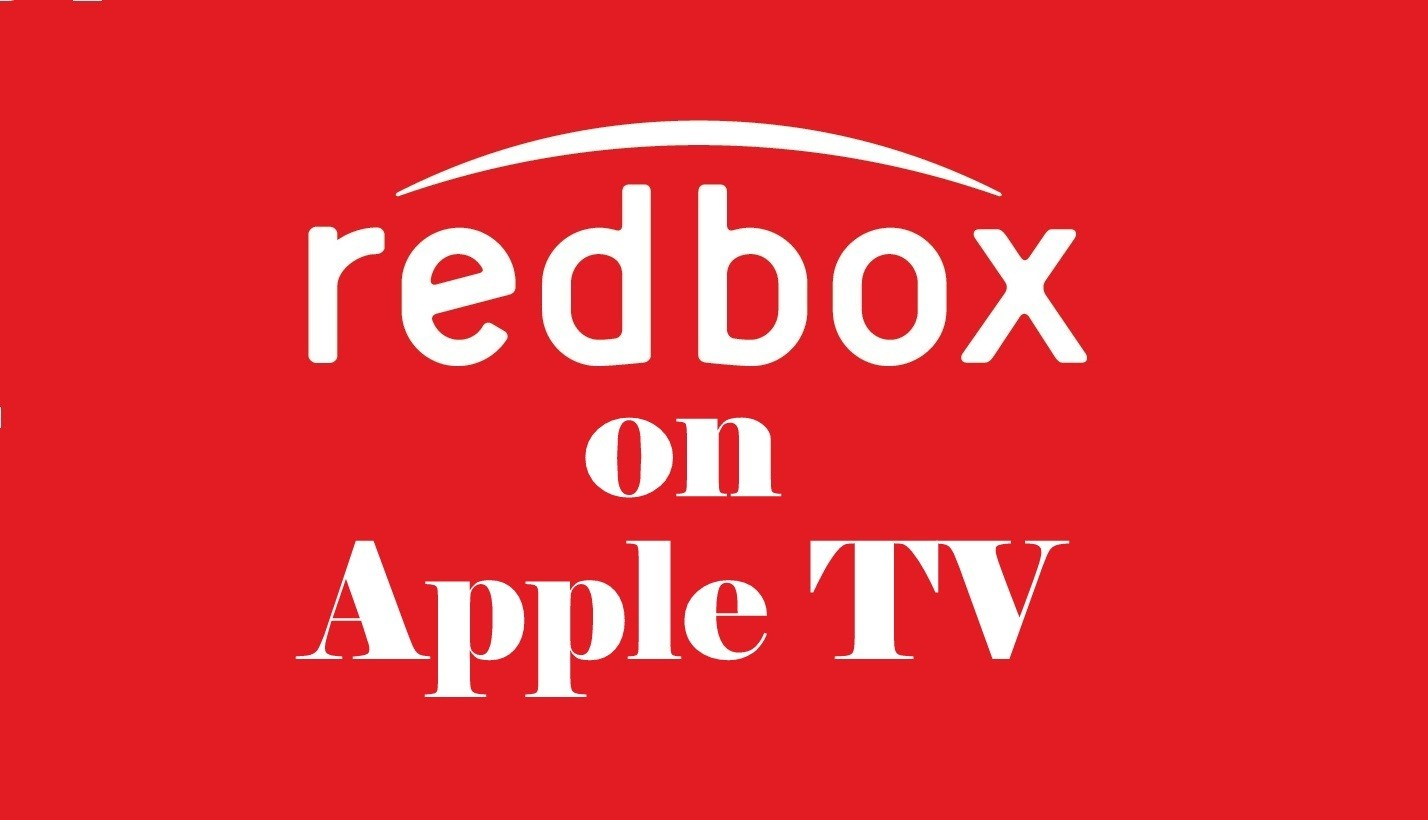 Redbox on Apple TV