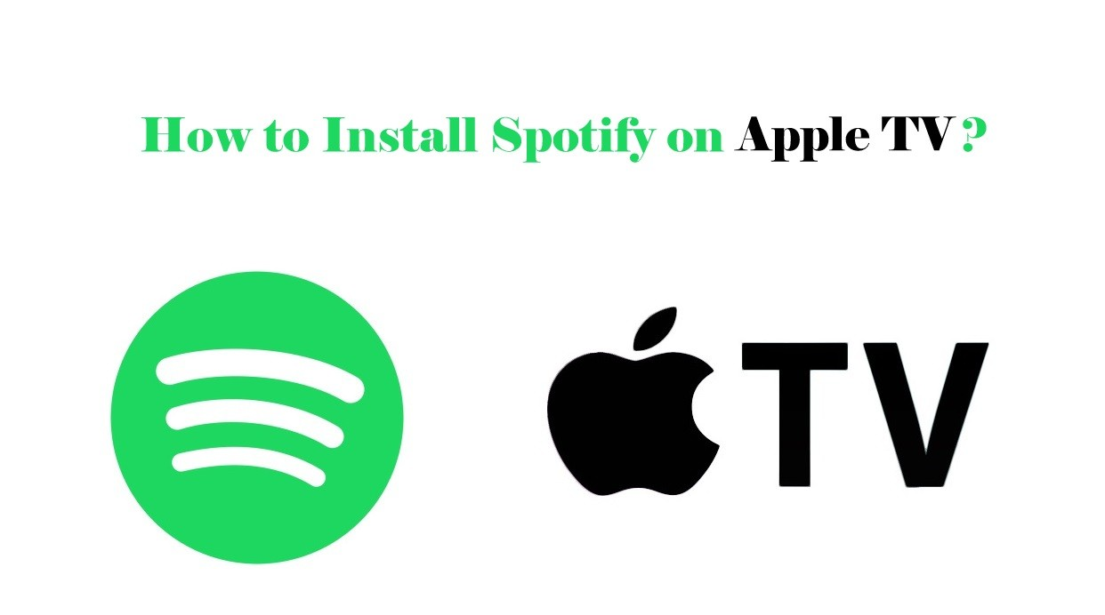 Spotify on Apple TV