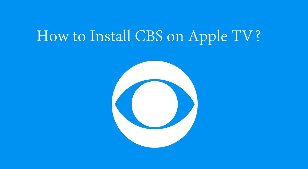 CBS on Apple TV