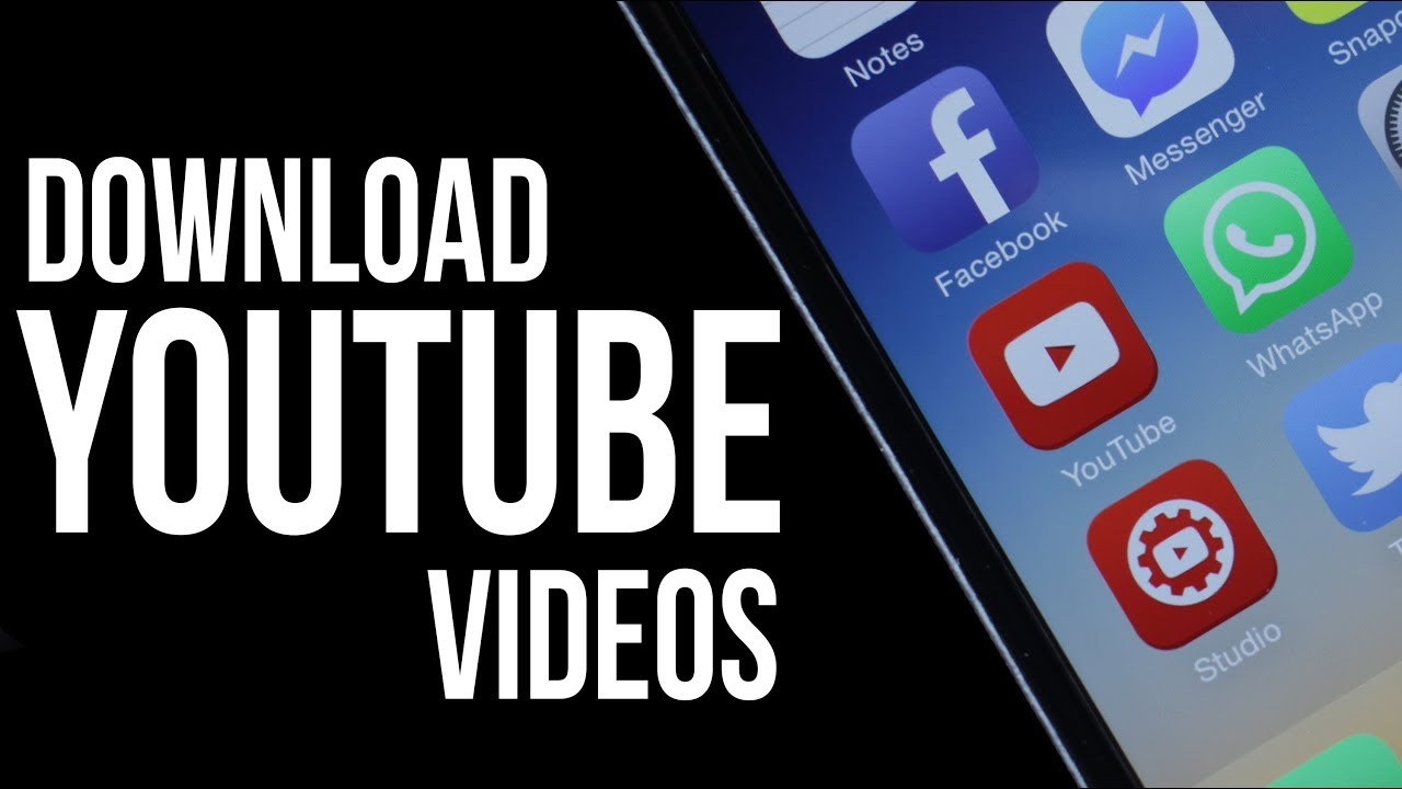 How to Download YouTube Videos on iPhone/iPad