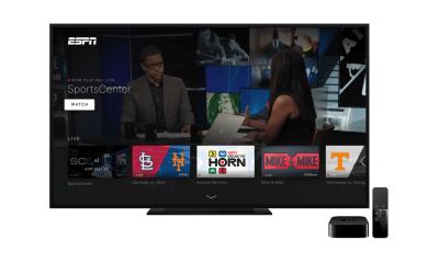 ESPN on Apple TV