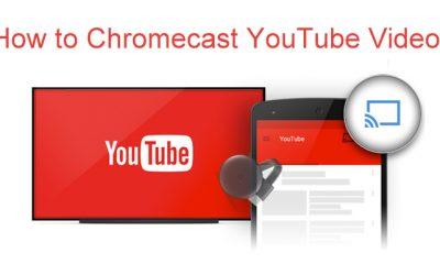 Chromecast YouTube Videos