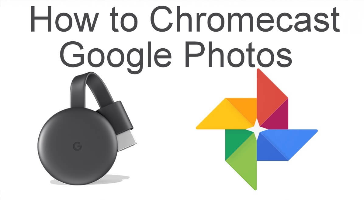 Chromecast Google Photos
