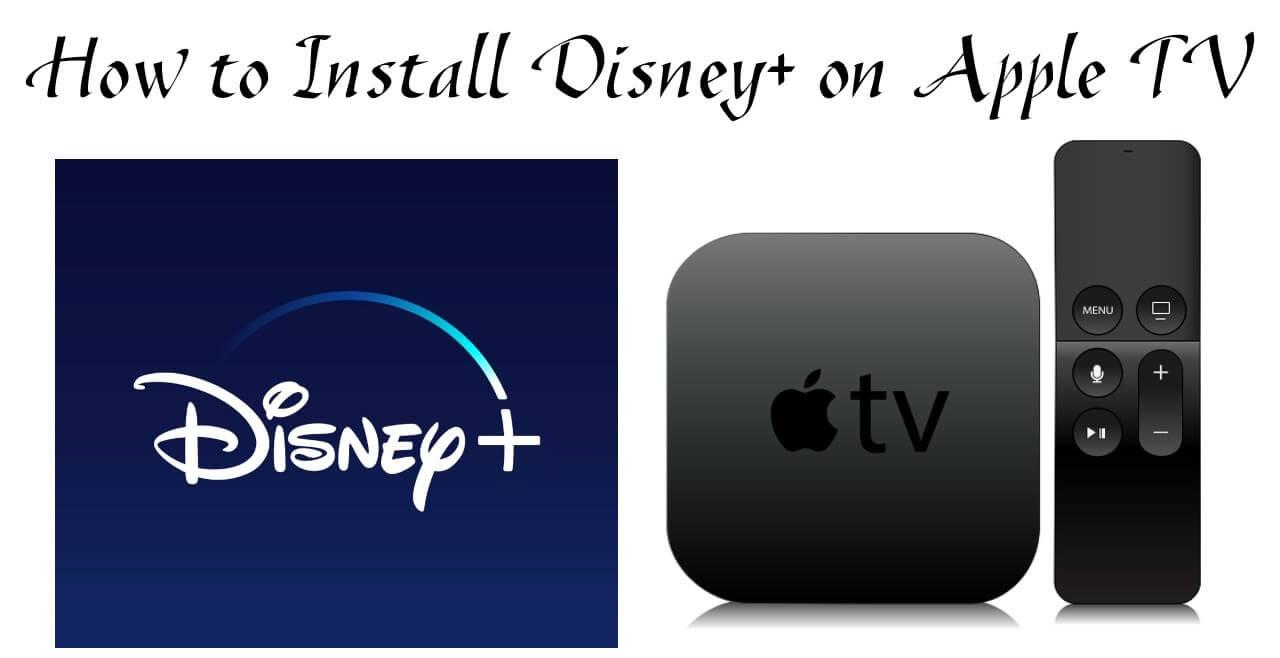 Disney+ on Apple TV
