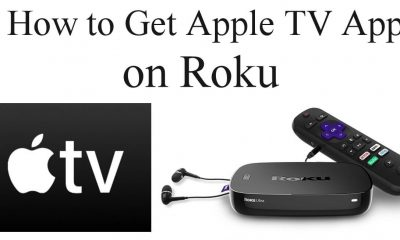 Apple TV App on Roku