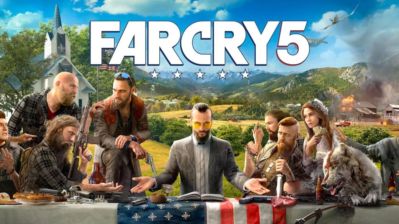 isdone.dll Error Far Cry 5