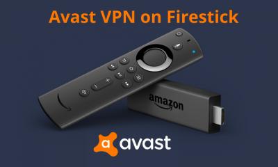 Avast VPN on Firestick