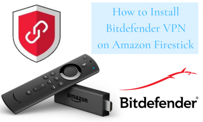 Bitdefender on Amazon Firestick