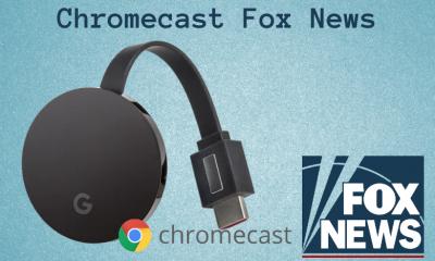 Chromecast Fox News
