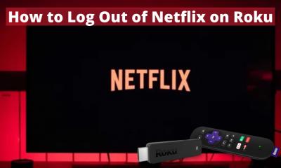 Log out of Netflix on Roku