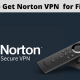 Norton VPN for Firestick