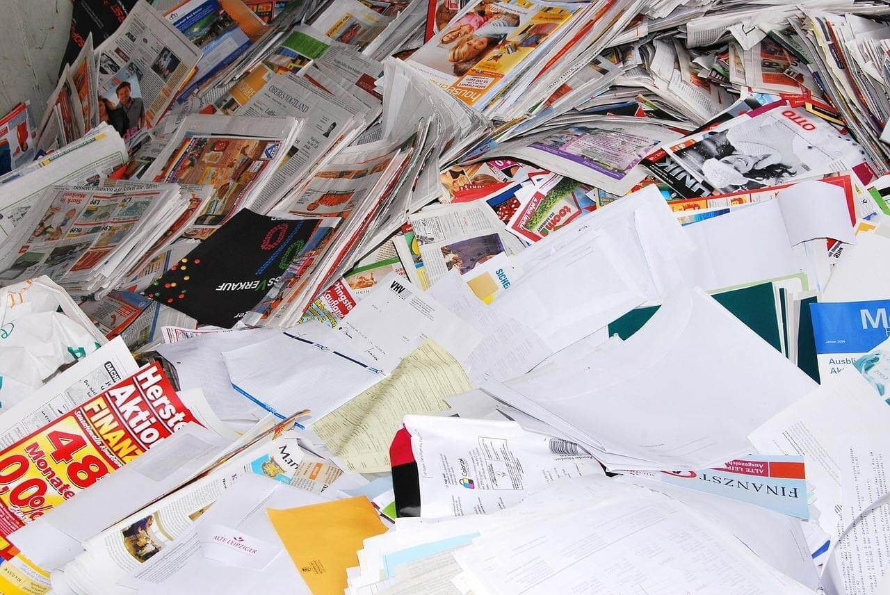 Solutions to Reduce Paper Waste