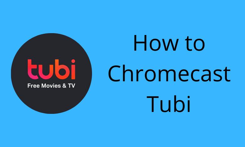 Chromecast Tubi