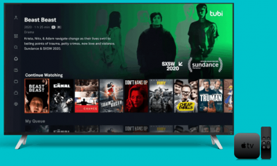 Tubi on Apple TV