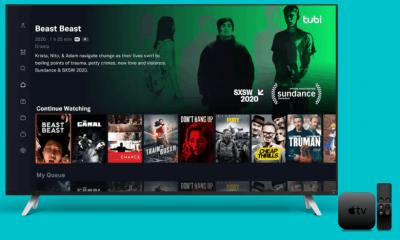 Tubi on Apple TV